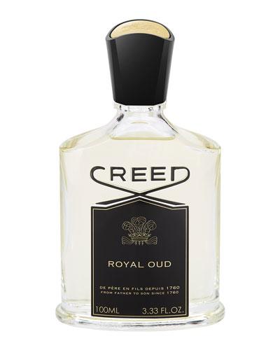 Royal Oud Perfume, 3.4 oz/ 100 mL