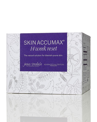 Skin Accumax 14-Week Reset Box