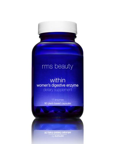 Beauty Within Women's Digestive Enzyme Dietary Supplement, 90 Capsules