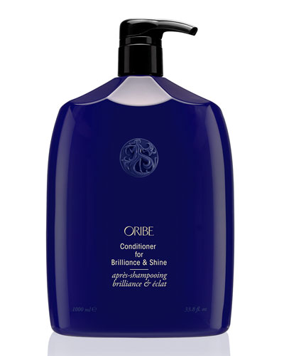 Conditioner for Brilliance & Shine, Liter, 33 oz./ 1 L