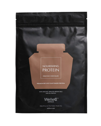 Nourishing Plant Protein  Chocolate