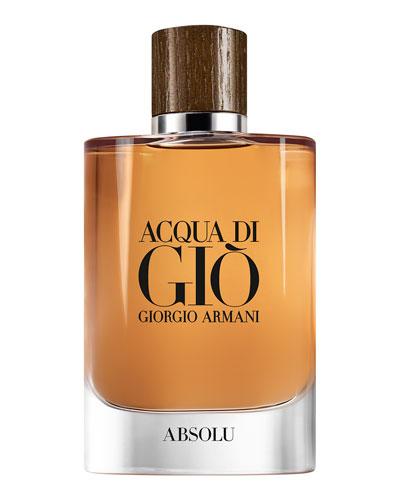 Acqua Di Giò Absolu Eau De Parfum, 4.2 oz. / 125 ml