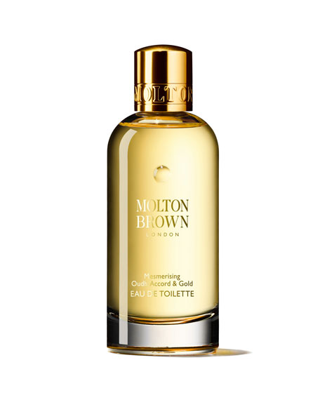 Molton Brown Mesmerizing Oudh Accord & Gold Eau