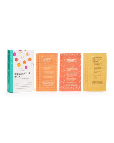 Breakout Box 3-in-1 Acne Treatment Kit