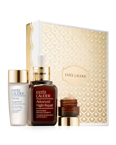 Repair + Renew Set for Radiant, Youthful-Looking Skin