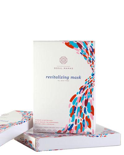 Revitalizing Mask, 5-Pack
