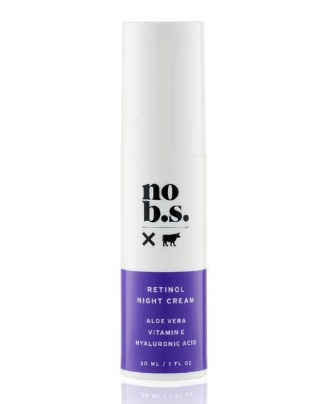 No B.S. Retinol Night Cream