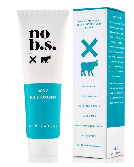 No B.S. Body Moisturizer