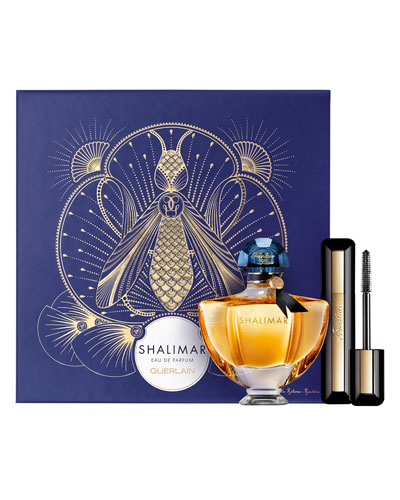 Shalimar Eau de Parfum Holiday Set