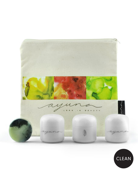 Ayuna Amma Four-Piece Travel Set