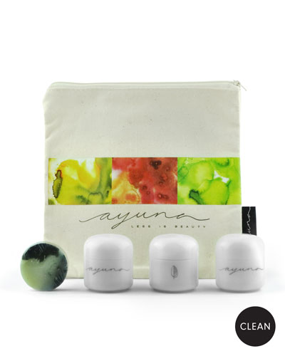 Amma II Four-Piece Travel Set