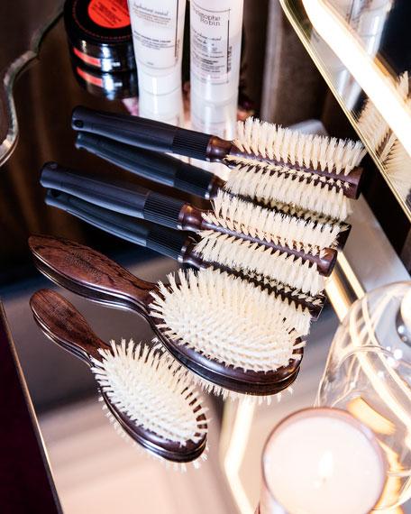 Boar Bristle Detangling Hairbrush