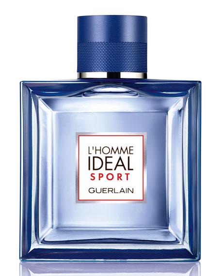 Guerlain L'Homme Id??al Sport Eau de Toilette, 3.4
