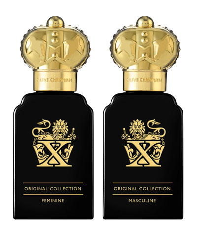 Original Collection X Perfume Gift Set, 2 X 10 mL