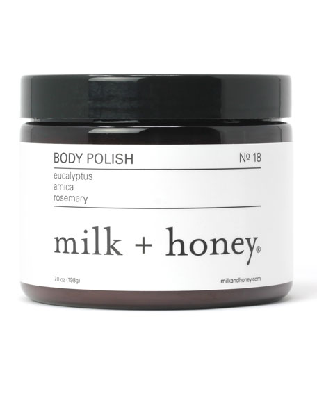 milk + honey Body Polish No. 18