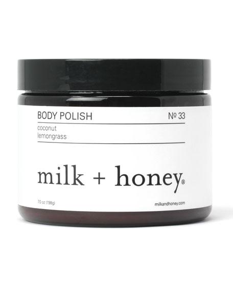 milk + honey Body Polish No. 33