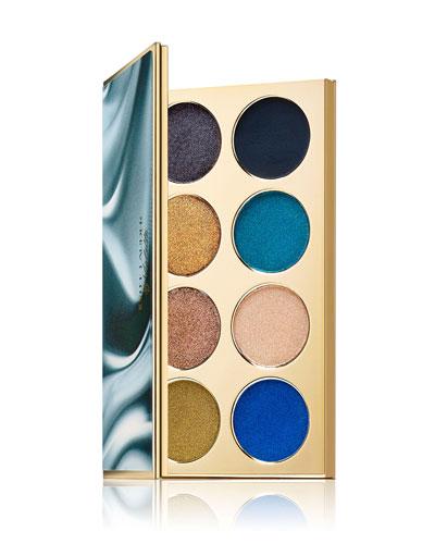 Eyeshadow Palette  Blue Dahlia