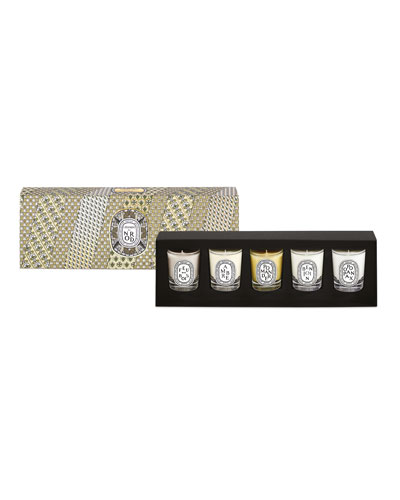 Mini Candle Set, 5 x 35 g