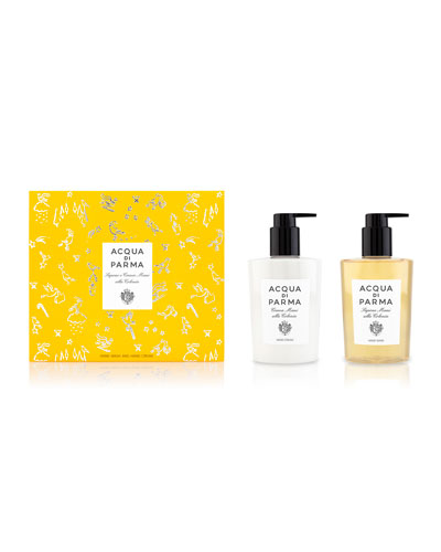 Colonia Hand wash & Hand Lotion Gift Set