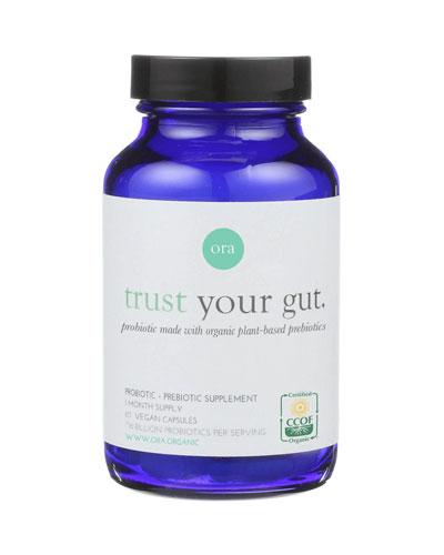 Trust Your Gut: Probiotic Capsules