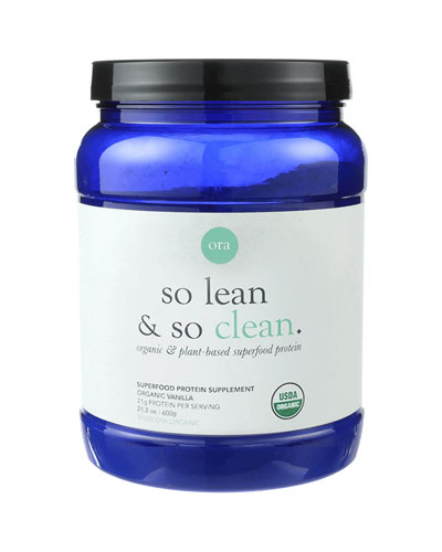 So Lean & So Clean: Protein Powder (Vanilla)