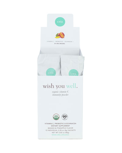 Wish You Well: Immunity Powder
