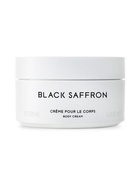 Byredo Black Saffron Body Cream, 6.7 oz./ 200