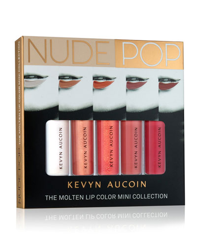 NUDEPOP - The Molten Lip Color