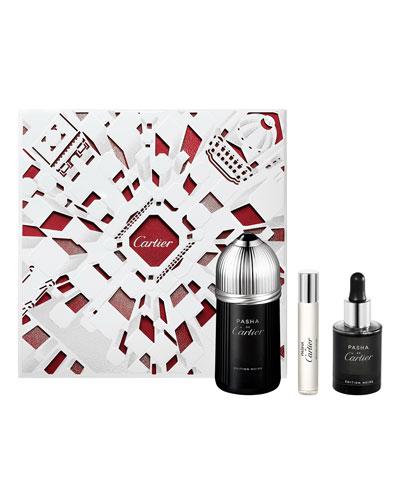 Pasha de Cartier Edition Noire Eau de Toilette Gift Set