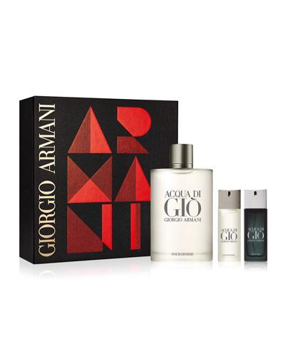 Limited Edition Acqua Di Gio Homme Profumo Gift Set ($245 Value)