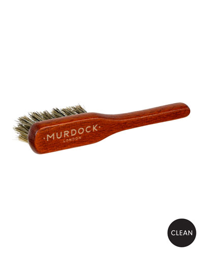 Keats Wood Beard Brush