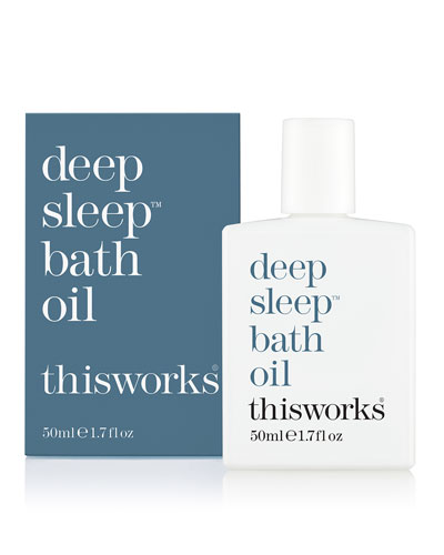 Deep Sleep Bath Oil  1.7 oz./ 50 mL