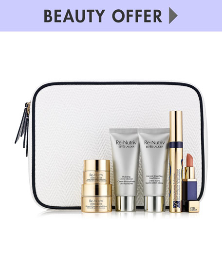 Yours with any $80 Estee Lauder Purchase