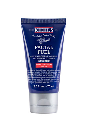 Kiehl's Since 1851 Facial Fuel Daily Energizing Moisture Treatment for Men SPF 20, 2.5 oz./ 75 mL