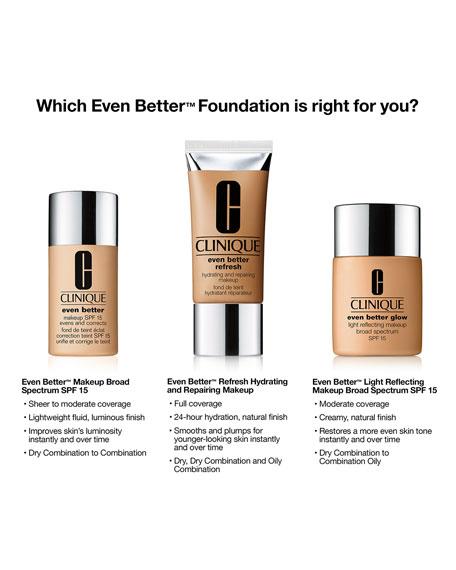 Clinique Even Better Makeup SPF 15, 1.0 oz./ 30 mL