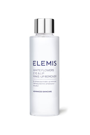 ELEMIS White Flowers Eye & Lip Makeup Remover, 4.2 oz./ 125 mL