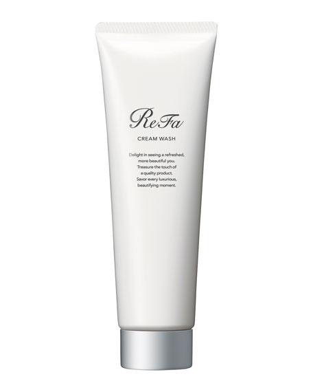 ReFa Cream Wash, 5.0 oz./ 150 mL