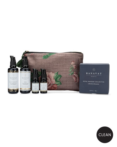 Ranavat Botanics NM Exclusive Travel Ritual Royal Set