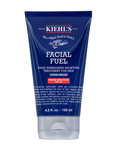 Facial Fuel Daily Energizing Moisture Treatment for Men SPF 20, 4.2 oz./ 125 mL
