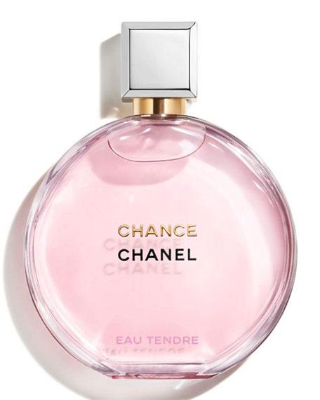 CHANEL CHANEL<br>CHANCE EAU TENDRE<br>Eau de Parfum Spray, 3.4 oz/ 100mL