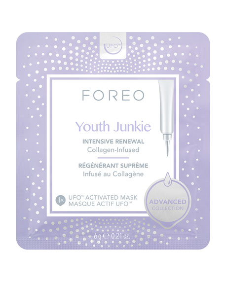 Foreo UFO Youth Junkie Masks (6 Count)