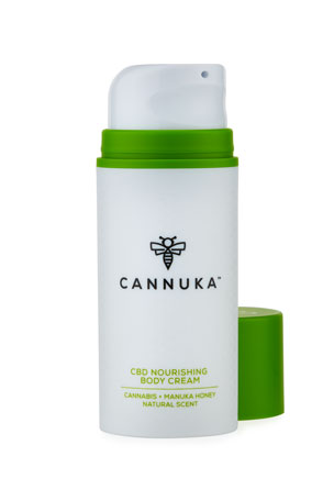 Cannuka 3.2 oz. CBD Nourishing Body Cream