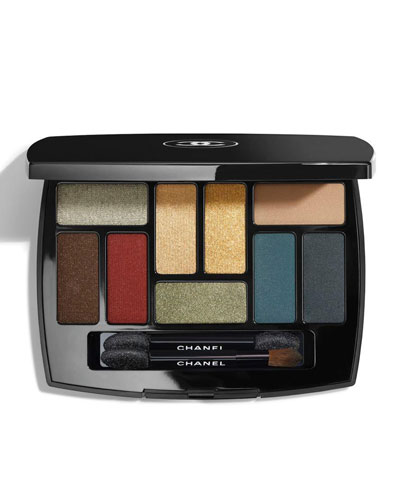 CHANEL<br>LES 9 OMBRES<br>Multi-Effects Eyeshadow Palette