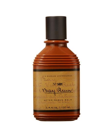 C.O. Bigelow Bay Rum Aftershave Balm, 3.4 oz./ 100 mL