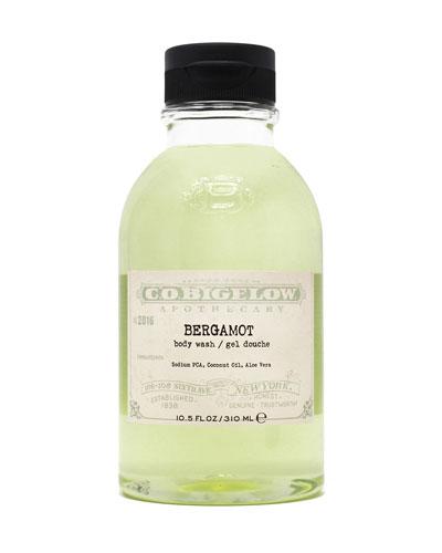 Bergamot Body Wash  10.5 oz./ 310 mL