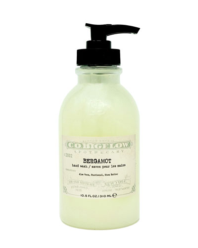 Bergamot Hand Wash  10.5 oz./ 310 mL