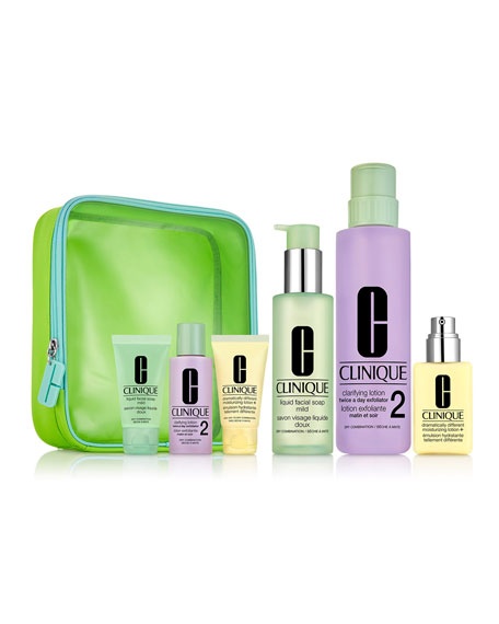 Clinique Limited Edition Great Skin Everywhere: 3-Step Skin Care Set For Dry Skin ($94.50 Value)