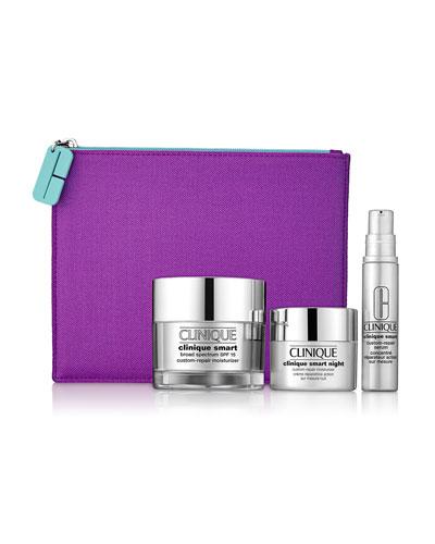 Limited Edition Smart & Smooth: Smart Serum Skin Care Set ($95 Value)