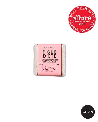 Figue d'Ete Artisanal Provence Soap  1.7 oz / 50 g
