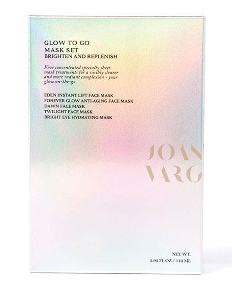 Joanna Vargas Glow to Go Mask Set